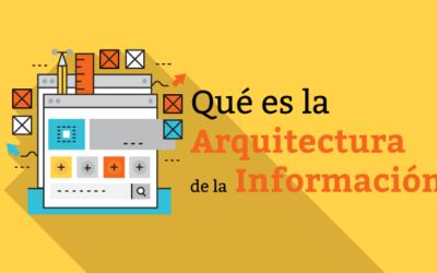 Qué es Arquitectura de la Información y cómo aplicarla a tu web