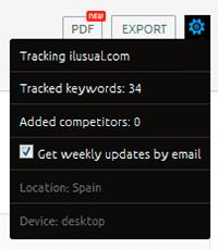 tracking-keywords