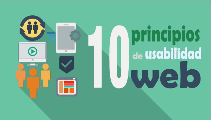 10 principios de usabilidad web