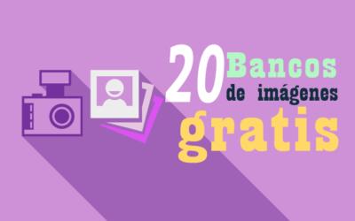 20 Bancos de Imágenes Gratis para Descargar en 2016